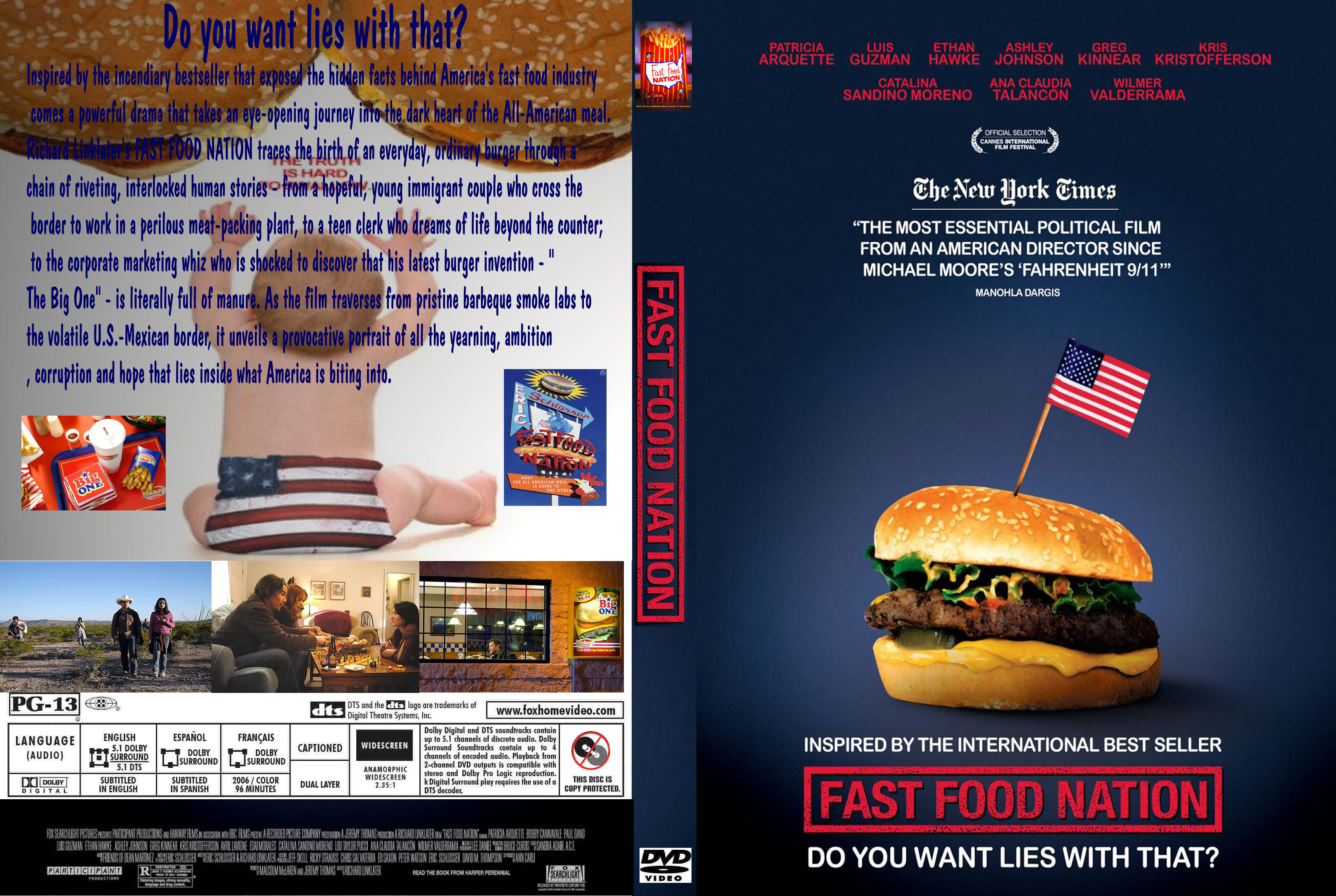 Fast Food Nation Quotes Quotesgram