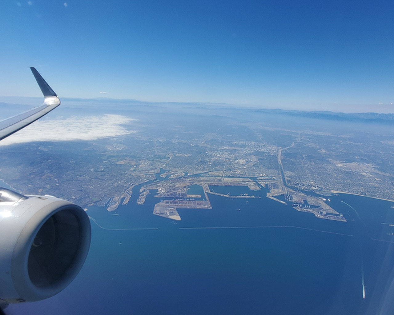 Review of American Airlines flight from Los Angeles to New York in First
