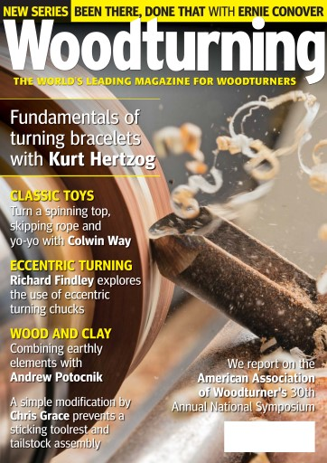 American Woodturner Magazine Subscription