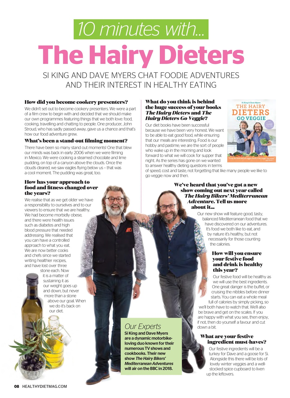 Hairy Bikers Christmas Party Recipes