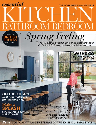 kitchen magazine cabinet locks essential bathroom bedroom may 18 subscriptions title cover preview