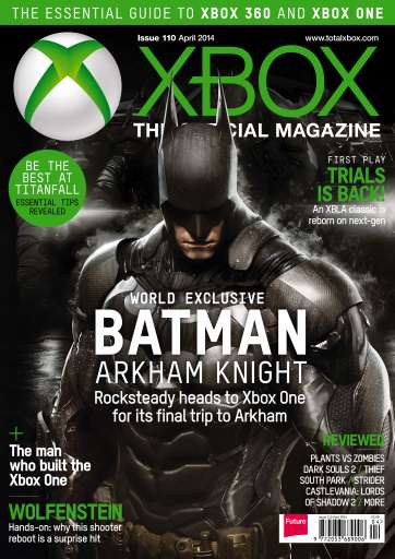 Official Xbox Magazine UK Edition April 2014