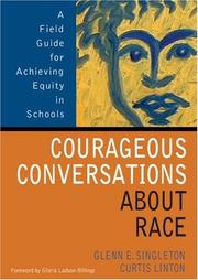 Courageous Conversations About Race (2006 Edition) Open