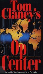 Cover of: Tom Clancy's Op-center by Tom Clancy
