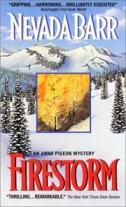 Firestorm (Anna Pigeon Mysteries)