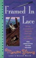 Framed in Lace (Needlecraft Mystery)
