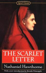 The Scarlet Letter Signet Classics October 2 1999 edition  Open Library