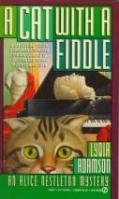 A Cat with a Fiddle (Alice Nestleton Mystery)