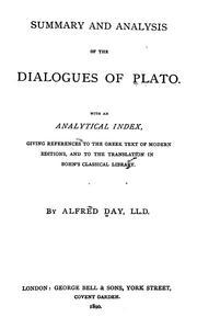 5 Dialogues Of Plato Summary