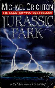 Jurassic park 1991 edition  Open Library