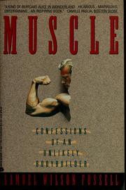 Cover of: Muscle by Samuel Wilson Fussell