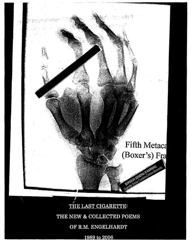 The Last Cigarette Poems R.M. Engelhardt