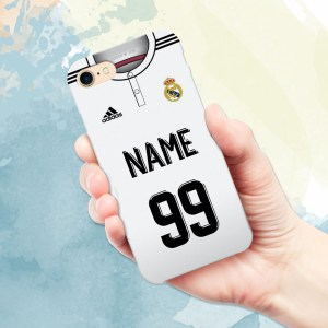 Buy customized Real Madrid Mobile Covers in Pakistan