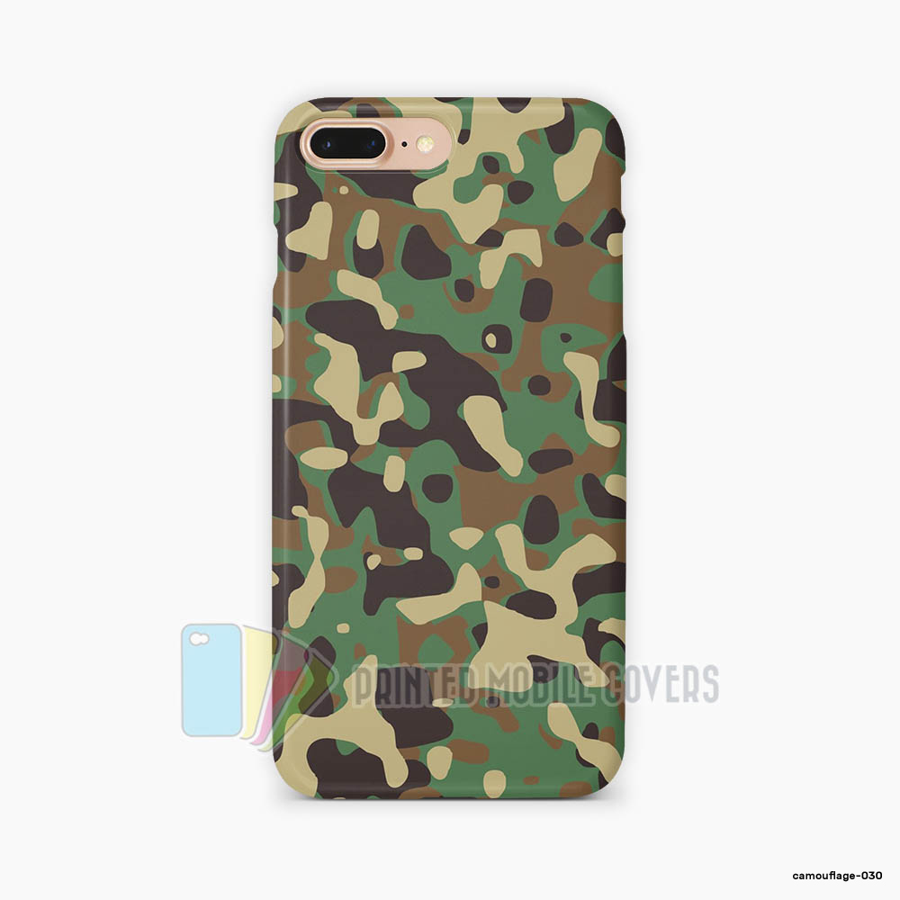 new concept 01ac3 3f45d Camouflage Mobile Cover and Phone case - Design #030