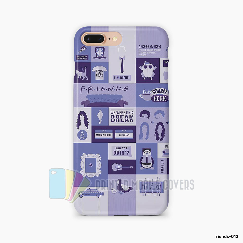 the best attitude dbe65 3775d Friends Mobile Cover and Phone Case - Design #012