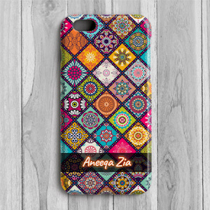 print your name on mobile covers