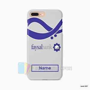 Faysal Bank Mobile Cover