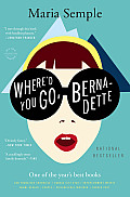 Where'd You Go, Bernadette Cover
