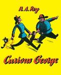 Curious George (Sandpiper Books) Cover