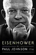 Eisenhower: A Life Cover