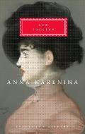 Anna Karenina (Everyman's Library) Cover