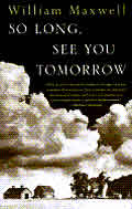 So Long, See You Tomorrow Cover