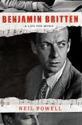 Benjamin Britten: A Life for Music Cover