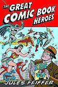 The Great Comic Book Heroes Cover