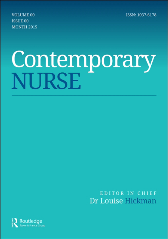 Contemporary Nurse special issue: Cultural safety for Indigenous Peoples