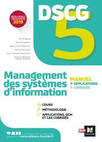 Management Des Systèmes D Information : management, systèmes, information, Management, Systèmes, D'information, Manuel, Applications, 9782216156757,, 9782216156757, VitalSource