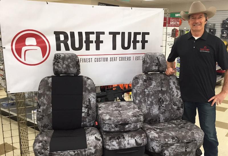 Ruff Tuff  Covers and Camo