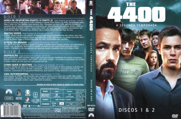 20+ The 4400 Season 5 Dvd Pictures and Ideas on Meta Networks