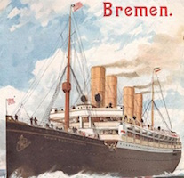 004 – Die deutsche Postdampferlinie nach Ostasien