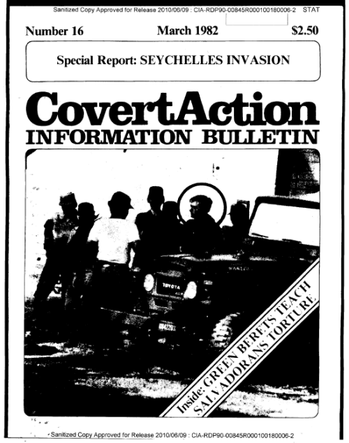 Archives – CovertAction Magazine
