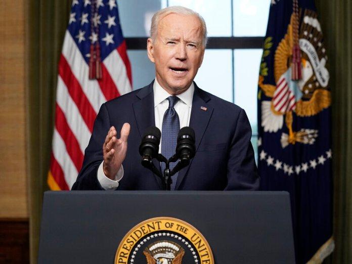 Livestream: Biden Speech On Afghanistan Troop Withdrawal : NPR