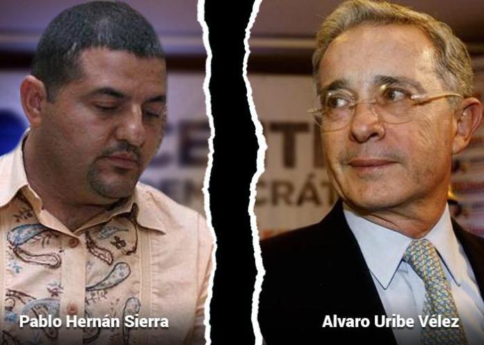 Quién es el exjefe paramilitar que tendría las pruebas contra Uribe? -  Las2orillas