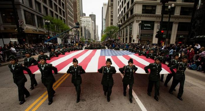 Chicago Memorial Day Parade | State and Lake | Other Stuff | Chicago Reader