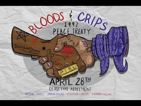 Bloods & Crips: The Peace treaty. - YouTube