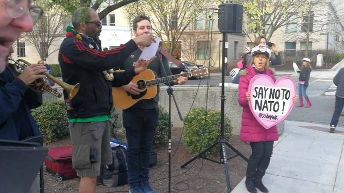 No to NATO — Yes to Peace FESTIVAL - World Beyond War . . .