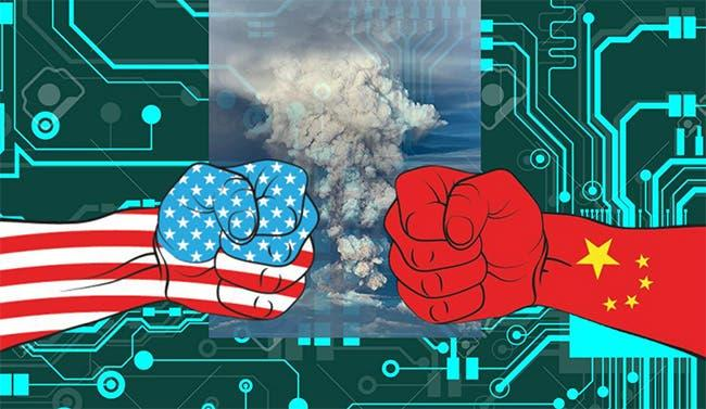 Silk and Steel Podcast EP#86-US China Tech War w an Industry Insider