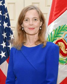 Ambassador of the United States of America to Peru Lisa Kenna | U.S. Embassy in Peru