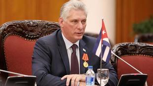 Cuba's Communist Party appoints Diaz-Canel as leader, replacing Raul Castro