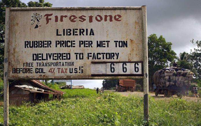 Firestone and Liberia - BORGEN