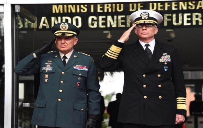 SOUTHCOM Commander Visits Colombia > U.S. Southern Command > News