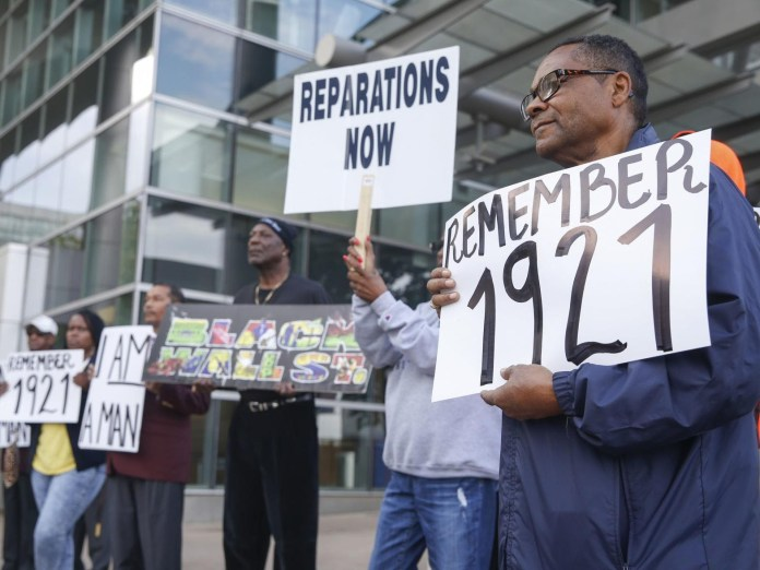Tulsa reparations efforts part of global movement to address deep-rooted  oppression faced by Black citizens | Race Massacre | tulsaworld.com