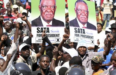 China in Africa: The Real Story: Michael Sata and China in Zambia