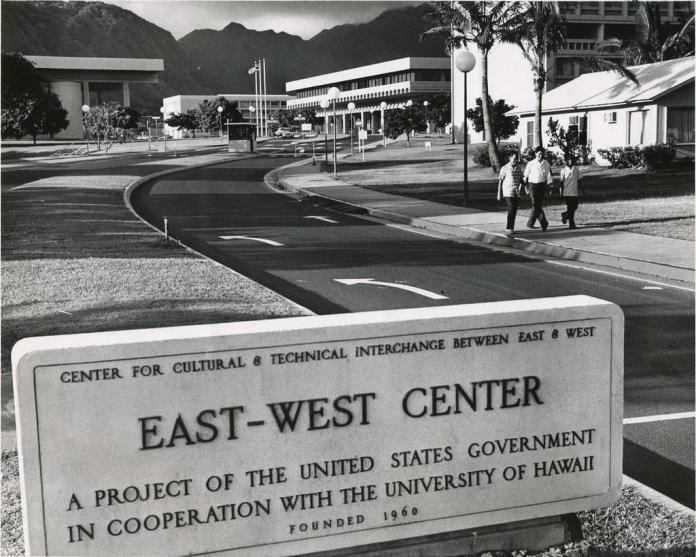 eastwest road66 | EastWest Center Sept. 7, 1966. Honolulu Ad… | Flickr