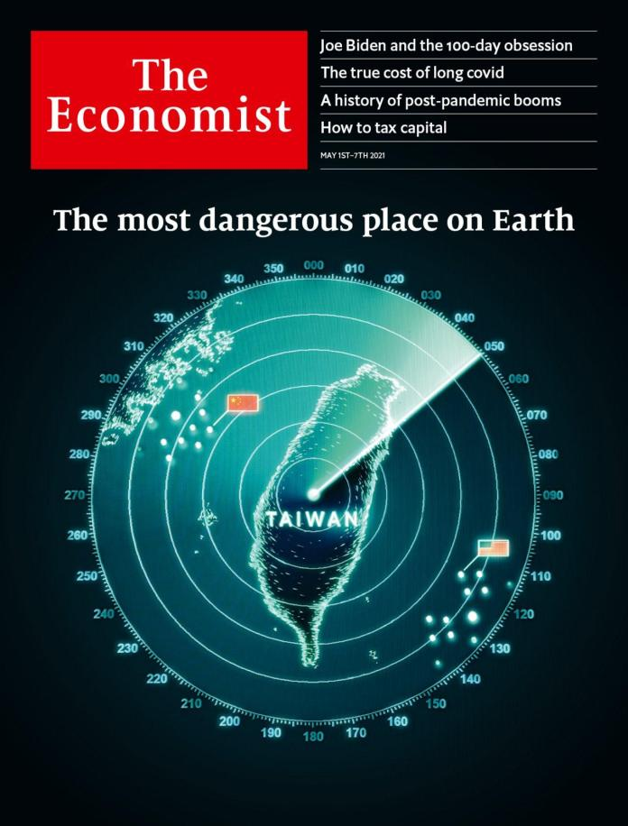 The most dangerous place on Earth   Apr 29th 2021   The Economist
