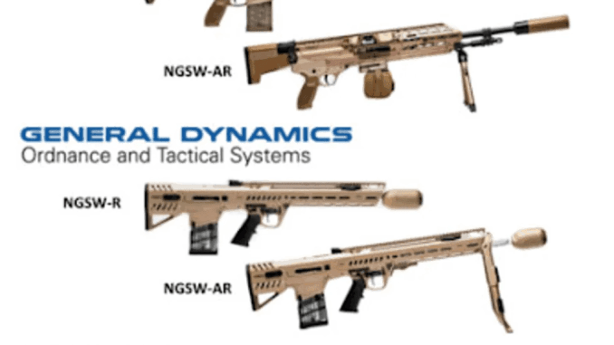 US Army's Next Generation Squad Weapons (NGSW) Programme – Global Defense Corp