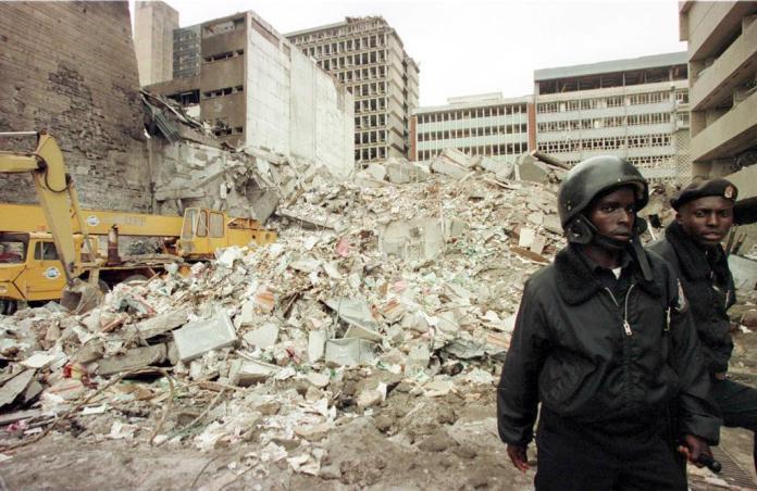 1998 Embajadas de Estados Unidos en África Bombardeos hechos rápidos |  CNN